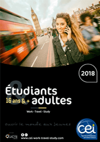 Nouvelle brochure étudiants et adultes 2018