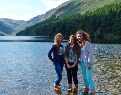 Colonie de vacances ados en Irlande