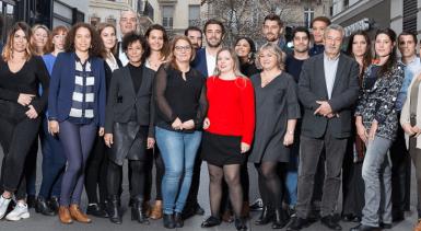 presse féminine : on parle du CEI dans Marie-Claire