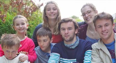 recherche famille volontaire accueil France