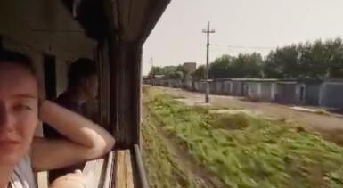 reportage TF1 colo Russie CEI Transsibérien